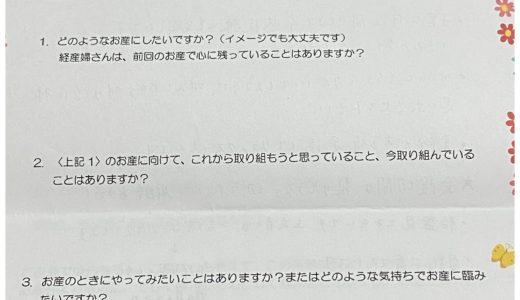 妊娠生活(8か月・29週目)